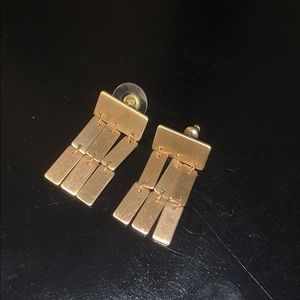 Urban Outfitters Yellow Gold Earrings